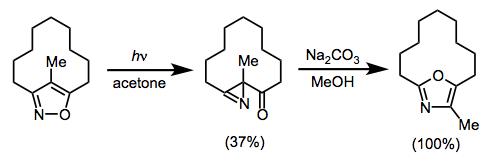 Neber Rearrangement Organic Reactions Wiki